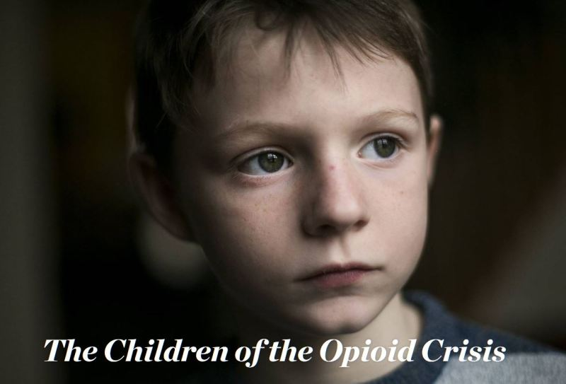 WSJ Children of Opioid Crisis